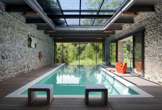 Poolhouse 7
