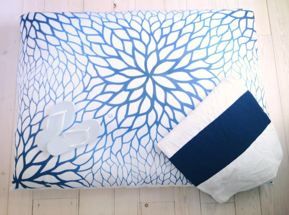 oversize pillow blog